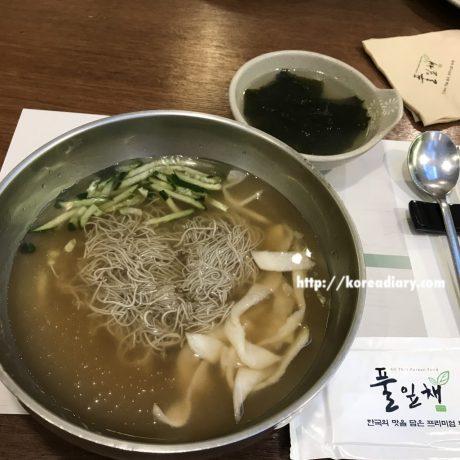 韓食ビュッフェ プルイッチェに行ってみた♪