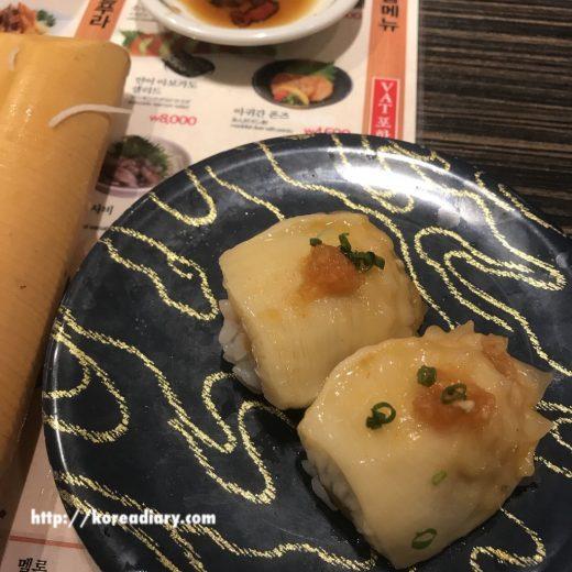 明洞のがってん寿司に行ってみた♪