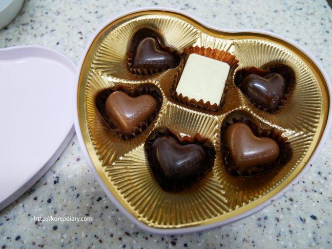 韓国スタバ バレンタイン限定チョコレート♪