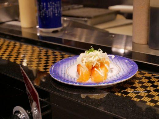明洞ガッテン寿司で試し撮り。