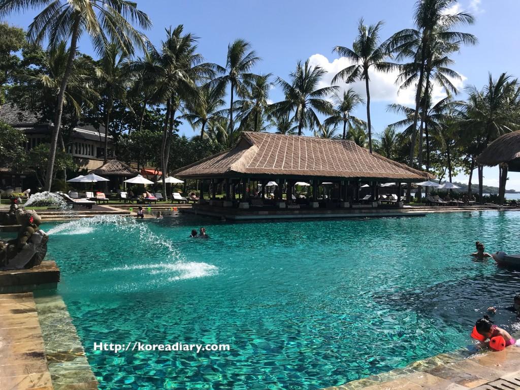 インターコンチネンタル バリでの色々♪INTERCONTINENTAL Bali Resort