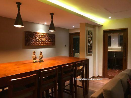 インターコンチネンタル バリのデパーチャーラウンジ♪ INTERCONTINENTAL Bali Resort SAYANA Lounge
