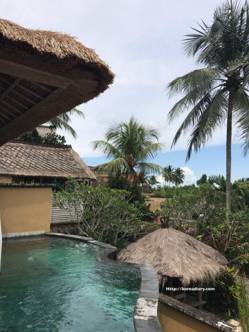 ウブドの自然いっぱいのリゾートホテル ワパデウマ♪Wapa di Ume Resort