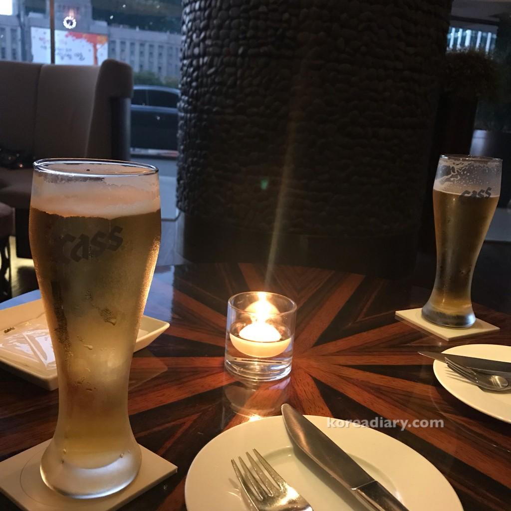 ザ・プラザホテルソウル The Lounge Special Happy Hour