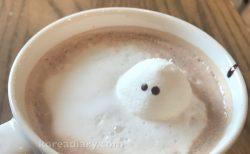 韓国スタバ ホリデイミルクチョコレート。
