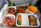 EVA航空で台北へ。