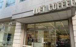 明洞の広々カフェ ルフトコーヒー♪