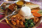 東大門のルンビニでネパール料理♪
