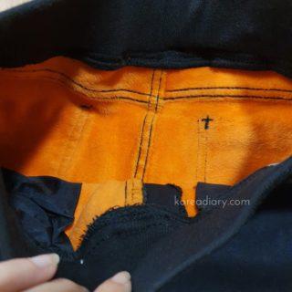 ソウルの冬支度に起毛ズボン購入。